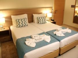 Beramar Hotel, Praia