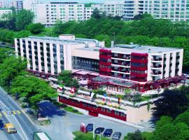 Au Parc Hotel, Fribourg