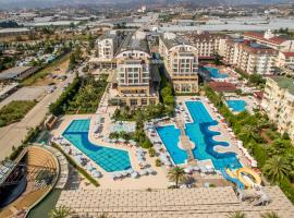 Hedef Resort Hotel - Ultra All Inclusive, Конаклы