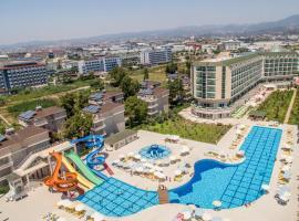 Hedef Beach Resort Hotel - Ultra All Inclusive, Конаклы