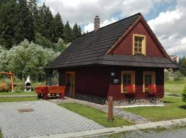 Chata Anička, Liptovský Ján