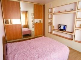Apartment on Dimitrova 6, Nowosybirsk