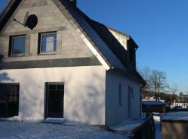 Ferienhaus Familienglück, Winterberg