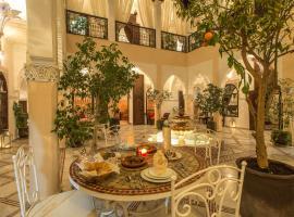 Riad Nasreen, Marrakech