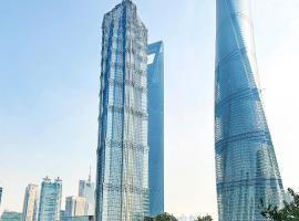 IFC Residence, Шанхай