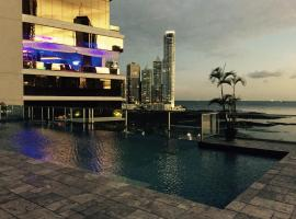 Waters On the Bay Luxury Boutique Apartment, 巴拿马城