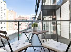 Bcn Montjuic Apartments,