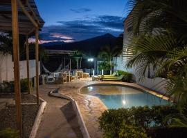Green Nomads Hostel, Santa Fe de Antioquia