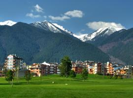 Pirin Golf Apartment Nataly, Bansko