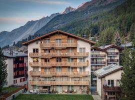 Matterhorngruss Apartments, Zermatt