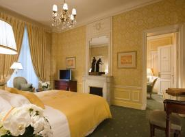 Hôtel Westminster, Париж