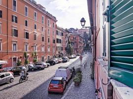 Garibaldi Rome Trastevere Home, Rzym