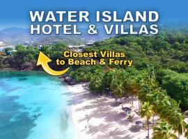 Water Island Hotel & Villas, Water Island