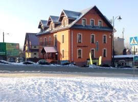 Apartamenty Przy Parku, Rabka
