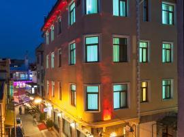 Hotel Kumkapi Konagi, Estambul