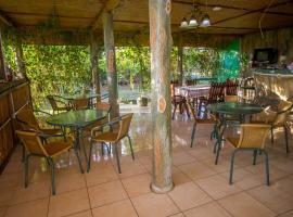 Njovu Park Lodge, Kabatoro