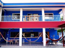Hostal Monte Cristi, Managua