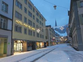 Hotel Post, Chur
