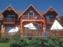 Pingueral Casa De Playa, Dichato