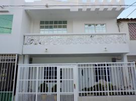 Casa Tu House, Santa Marta