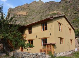 Casa Pueblo, Ollantaytambo