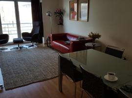 Appartement aan Zee Oostende, 奥斯坦德