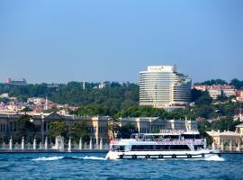 Conrad Istanbul Bosphorus, Istanbul