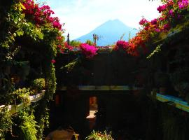 Hotel Genessis, Antigua Guatemala