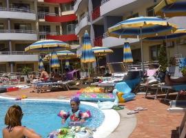 Central Plaza Apartment, Słoneczny Brzeg