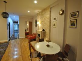 Historic Harlem Duplex,