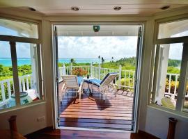 Seaview Long Beach 4 Bedroom Luxury Villa, Christ Church