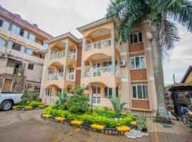 Crystal Suites & Apartments, Kampala