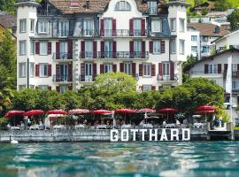 Seehotel Gotthard, Weggis