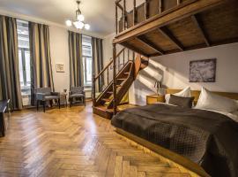 Colonial Ruterra 2BDR Apartment, Praga