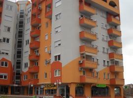Keti Apartment, Скопье
