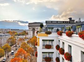 Hôtel Napoleon Paris, Париж