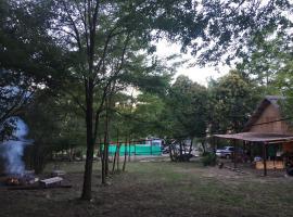 Cabaña Wilca, Los Reartes