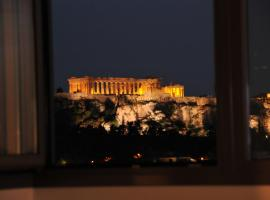 Acropolis at Home: Loft with a View,