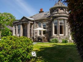 The Lodge Guest House, Elgin