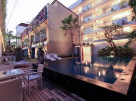 Transera Kamini Legian Hotel, Легиан