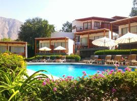 El Molino Hotel y Restaurant, Lunahuaná