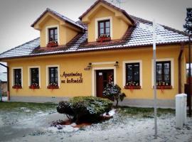 Apartmány na kolonádě, Леднице