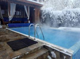 Villa Leventy, Bania