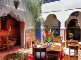 Riad Dar Colline, Marrakech