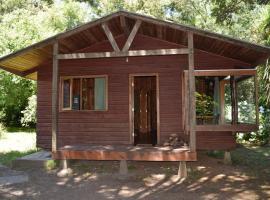 Cabañas y Camping Santa Clara, Niebla