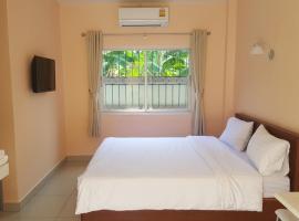 Jirasin Hotel & Apartment, Ranong