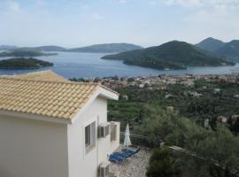 Villas Odysseas, Nydri