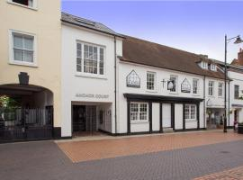 Anchor Court, Central Superior Studio Apartments, Basingstoke