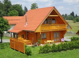 kleines jagdhaus- Hüttenurlaub in Bayern