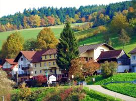 Hotel Gasthof Zur Krone Odenwald-Sterne-Hotel